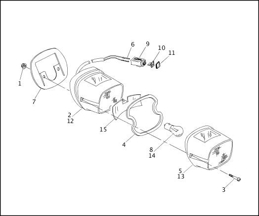View Interactive Image: Harley Sportster Sd Sensor Wiring Diagram At Daniellemon.com