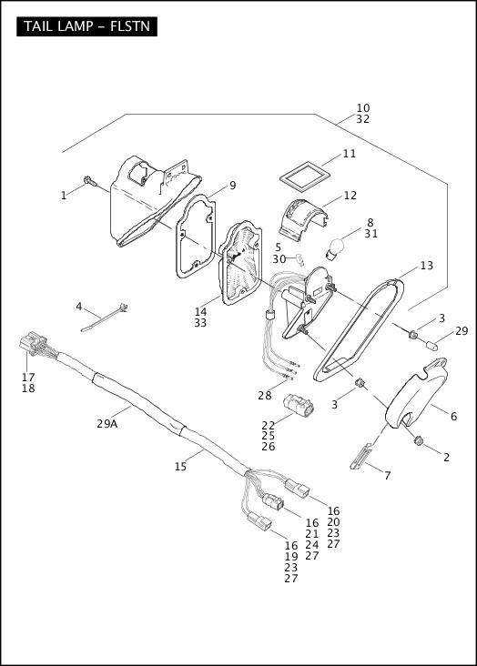 Wiring Diagrams For Harley Davidson