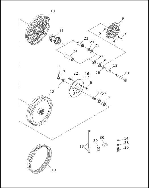 harley davidson wiring diagram free harley davidson wheel diagram