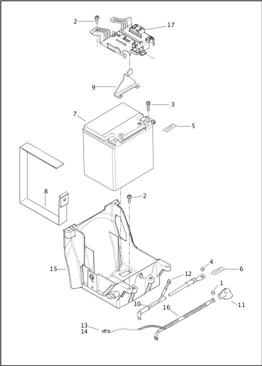 Auto Battery Isolator Wiring Diagram