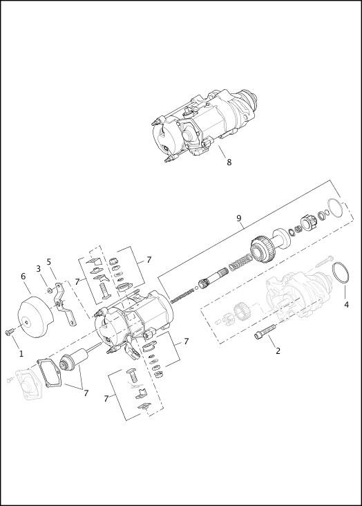 Harley Fairing Wiring