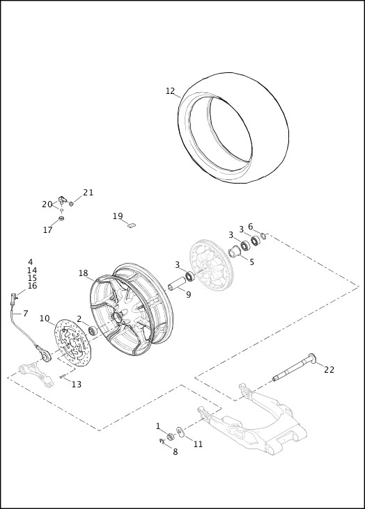 Wiring Harness Fairing