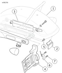 dyna rear stop tail turn signal relocation kit Mini Push Button Switch Diagram view interactive image
