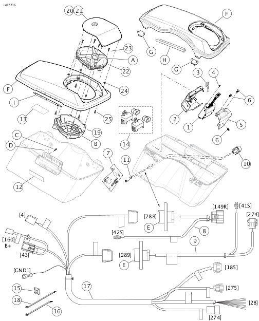 00 Cvo Speaker Expansion Kit J055652012 03 15 General
