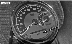 0/0 COMBINATION SPEEDOMETER/TACHOMETER GAUGE KIT