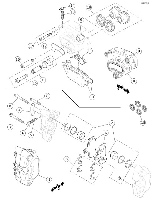 Indak 5 Pole Ignition Switch Wiring Diagram