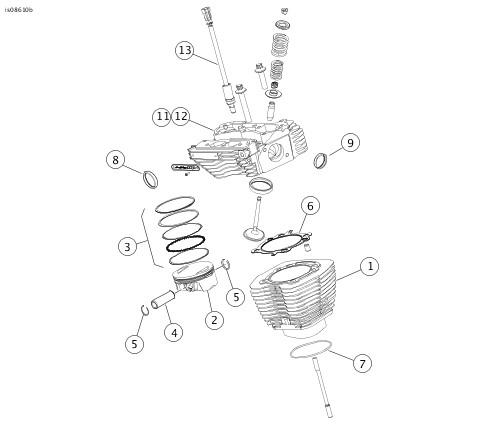 en us jpg service parts screamin eagle twin cam 110 1800 cc bolt on converstion kit