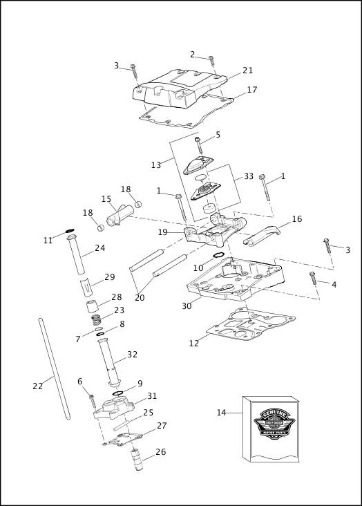 Harley Davidson 110 Engine Diagram