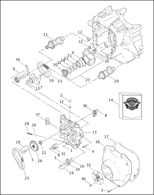 2 4 Twin Cam Engine And Trans Bolts Diagram Mt Gearbox Super Th