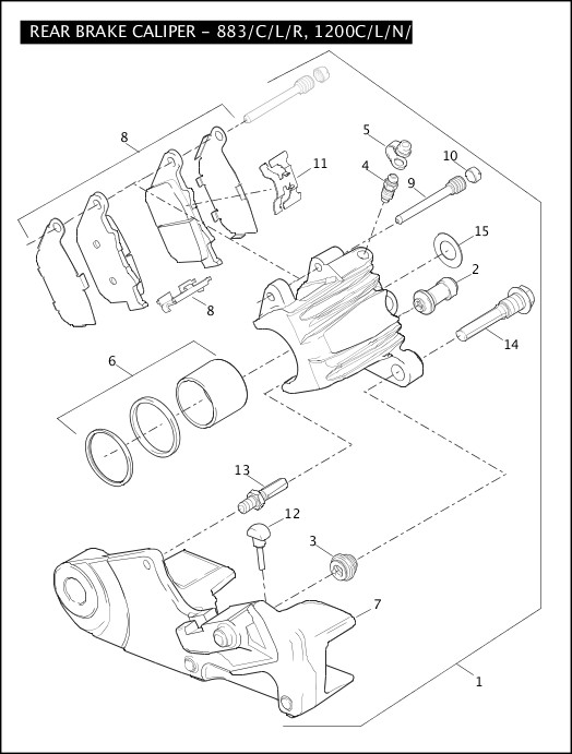 Harley Evo Parts Diagram